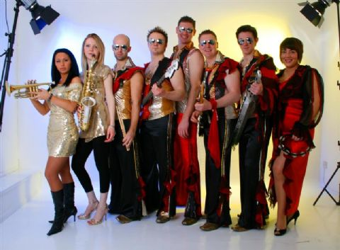 Glitterball Ultimate Party Band