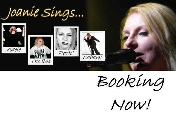 joanie sings